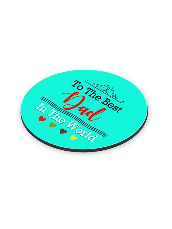 Buy Lof Anniversary Gift For Mummy Papa Birthday Mothers Day Gifts Square Printed Coaster By