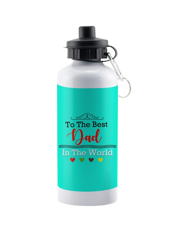 Buy Lof Gifts For Dad Fathers Day And Birthday Anniversary Gifts600 Ml Sport Sipper Printed Water Bottle By