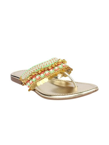 Buy Online Kolhapuri Women SlippersSandals For In India Kolhapuris rdtQBxshC