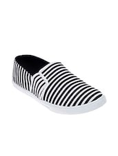 black canvas slip on espadrilles -  online shopping for Espadrilles
