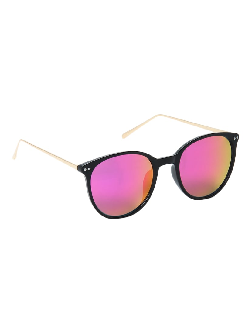 470bcf5e2ce Buy Hot Pink Reflector Uv Protected Sunglasses by Be Thingalicious - Online  shopping for Sunglasses in India