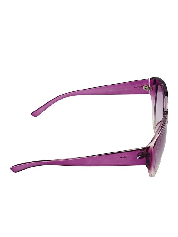 5470ff0287 Buy Fastrack Purple Full Rim Cat Eye Sunglasses For Women P234pr2f by  Fastrack - Online shopping for Sunglasses in India