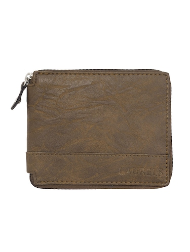 brown leather wallet - 13732057 - Standard Image - 1