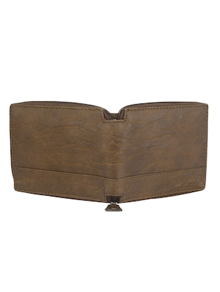 brown leather wallet - 13732057 - Standard Image - 4