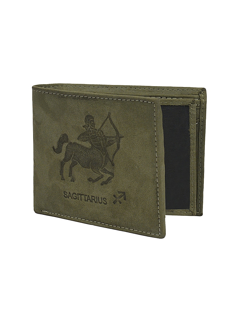 4340c8800e69 ... olive green leather wallet - 13761505 - Zoom Image - 4