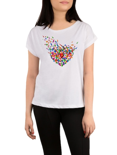 e0a543ed9a T Shirts for Women - Upto 70% Off