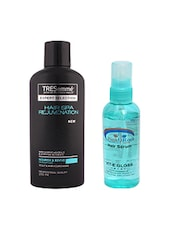 TRESEMME HAIR SPA REJUVENATION SHAMPOO 190ML WITH PINK ROOT HAIR SERUM 100ML - By