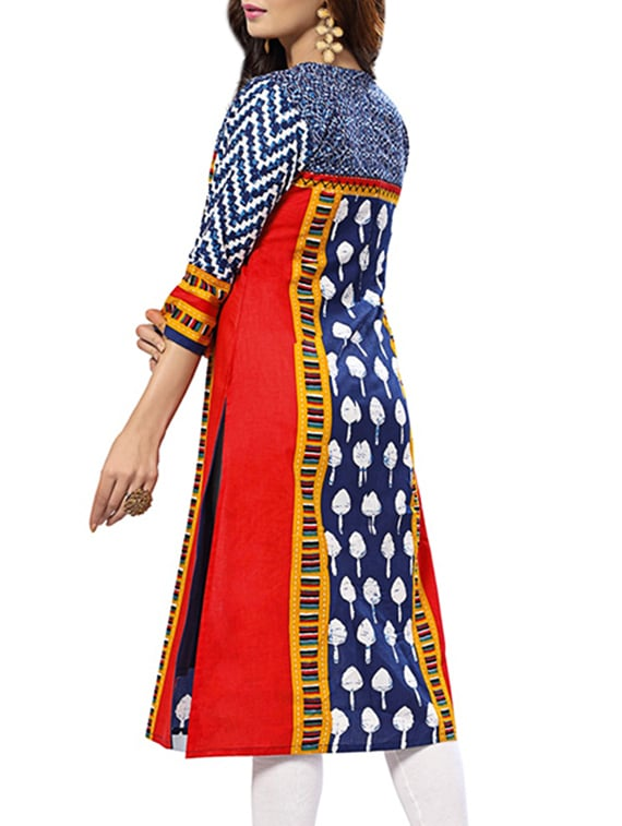Women Shopping Kurta