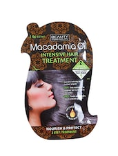 Beauty Formulas Macadamia Oil Intensive Hair Treatment (Nourish & Protect) - By