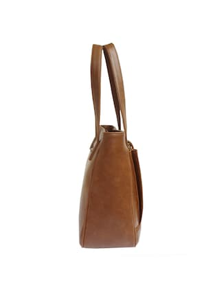 efba59a6bd0f Buy Brown Leather Regular Sling Bag for Women from Anglopanglo for ...