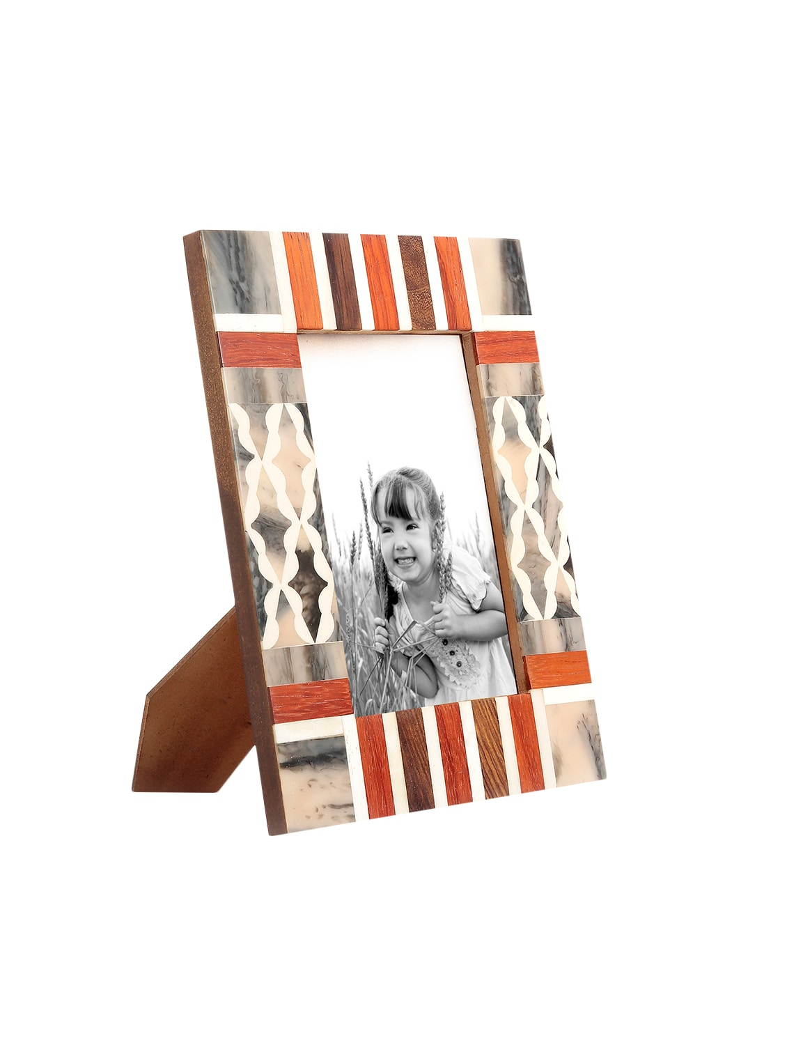 Buy Crazy Crown Italian Handmade Mississippi Table Photo Frame by ...