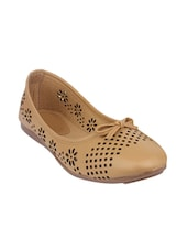 brown slip on ballerina -  online shopping for ballerina