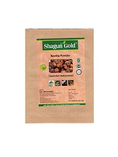 Shagun Gold 100% Natural Aritha Or Shikakai Powder (Pack Of 2) 200Gm - By