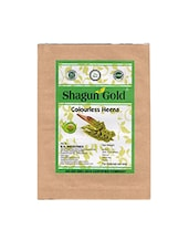 Shagun Gold 100% Natural Colourless Henna 200g - By