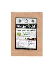 Shagun Gold Natural Black Colour 150gm - By