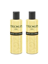 Trichup Healthy Long And Strong Hair Oil 200 Ml, (Pack Of 2) - By