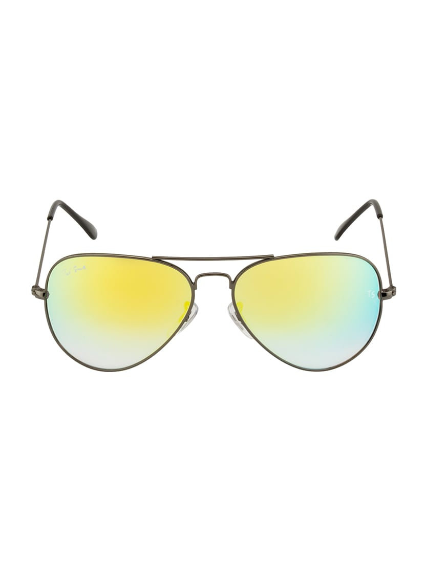 c83c0ad24a Buy Ted Smith Unisex Aviator Sunglasses (ts3025 c16) by Ted Smith - Online  shopping for Men Sunglasses in India