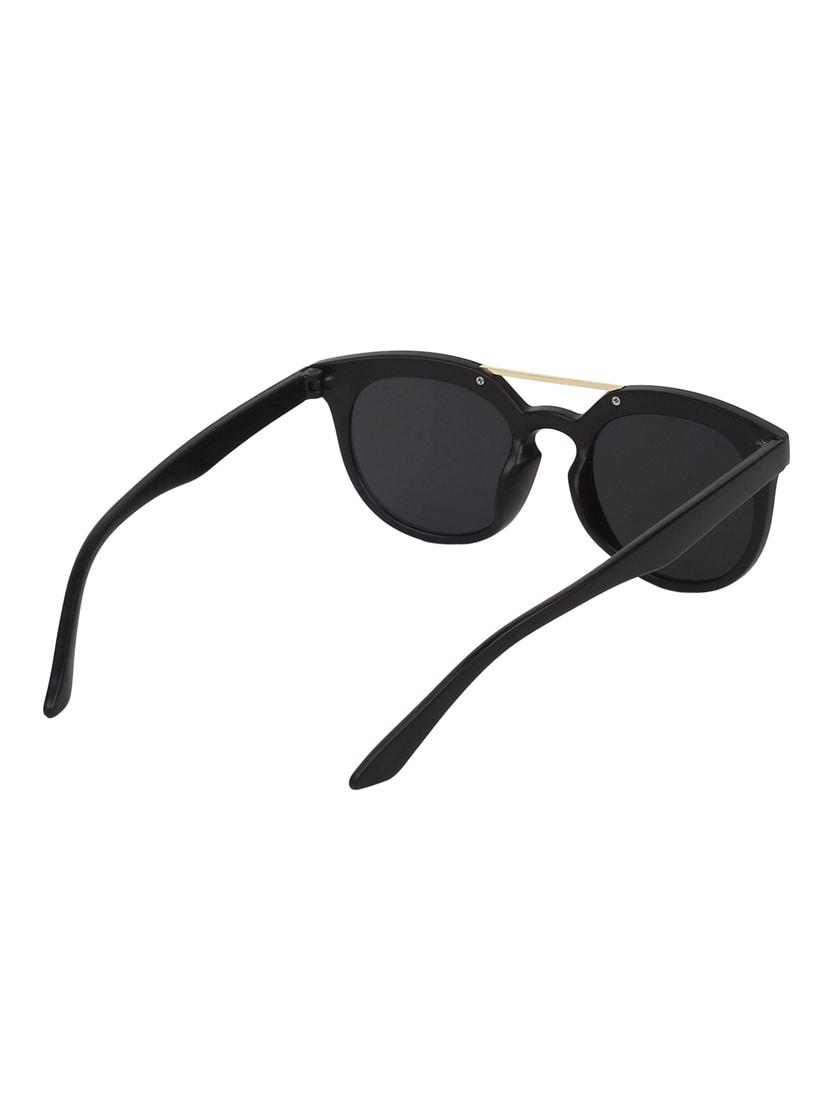 513fec1a43 Buy Zyaden Black Round Unisex Sunglasses 148 by Zyaden - Online shopping  for Men Sunglasses in India