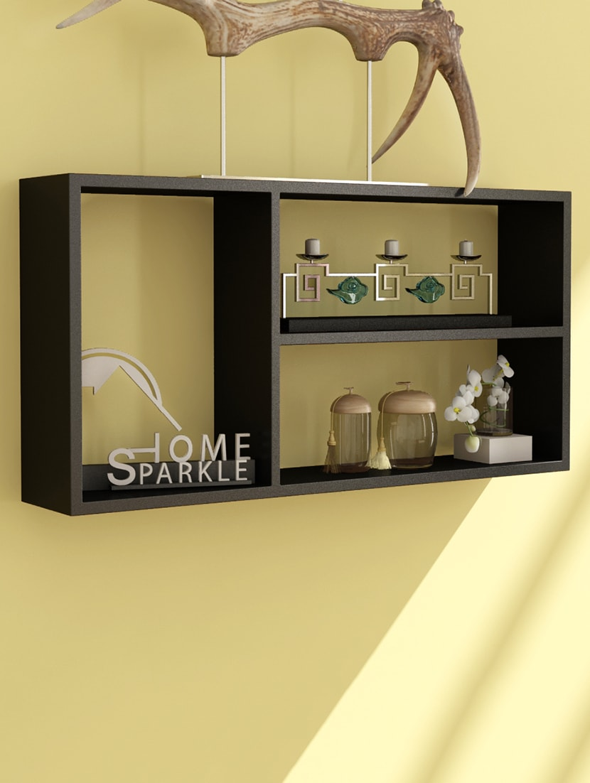 Buy Engineered Wood Wall Shelf By Home Sparkle by Home Sparkle ...