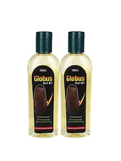 Globus Anti Dandruff  Hair Oil Pack Of 2 - By