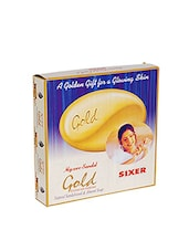 Mysore Pure Sandal Gold Premium Soap (125g X 6) Gift Pack Of 1 - By