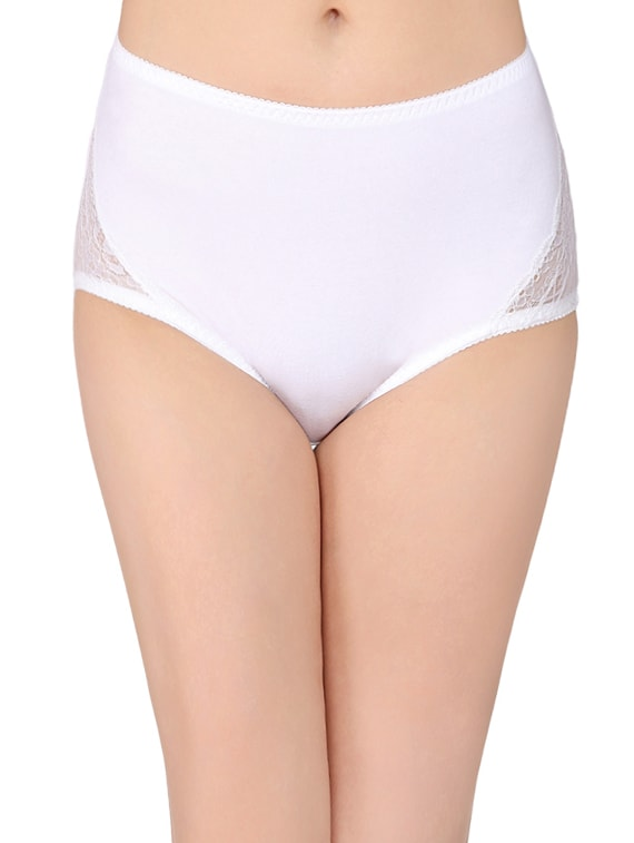 8220157aa4dd Buy White Cotton Hipster Panty for Women from Clovia for ₹264 at 34% off |  2019 Limeroad.com