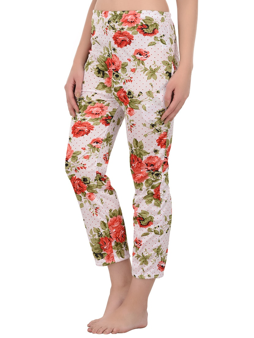 Buy Multi Colored Satin Pajama by You Forever - Online shopping for Pajamas  in India  9f6e5f64c