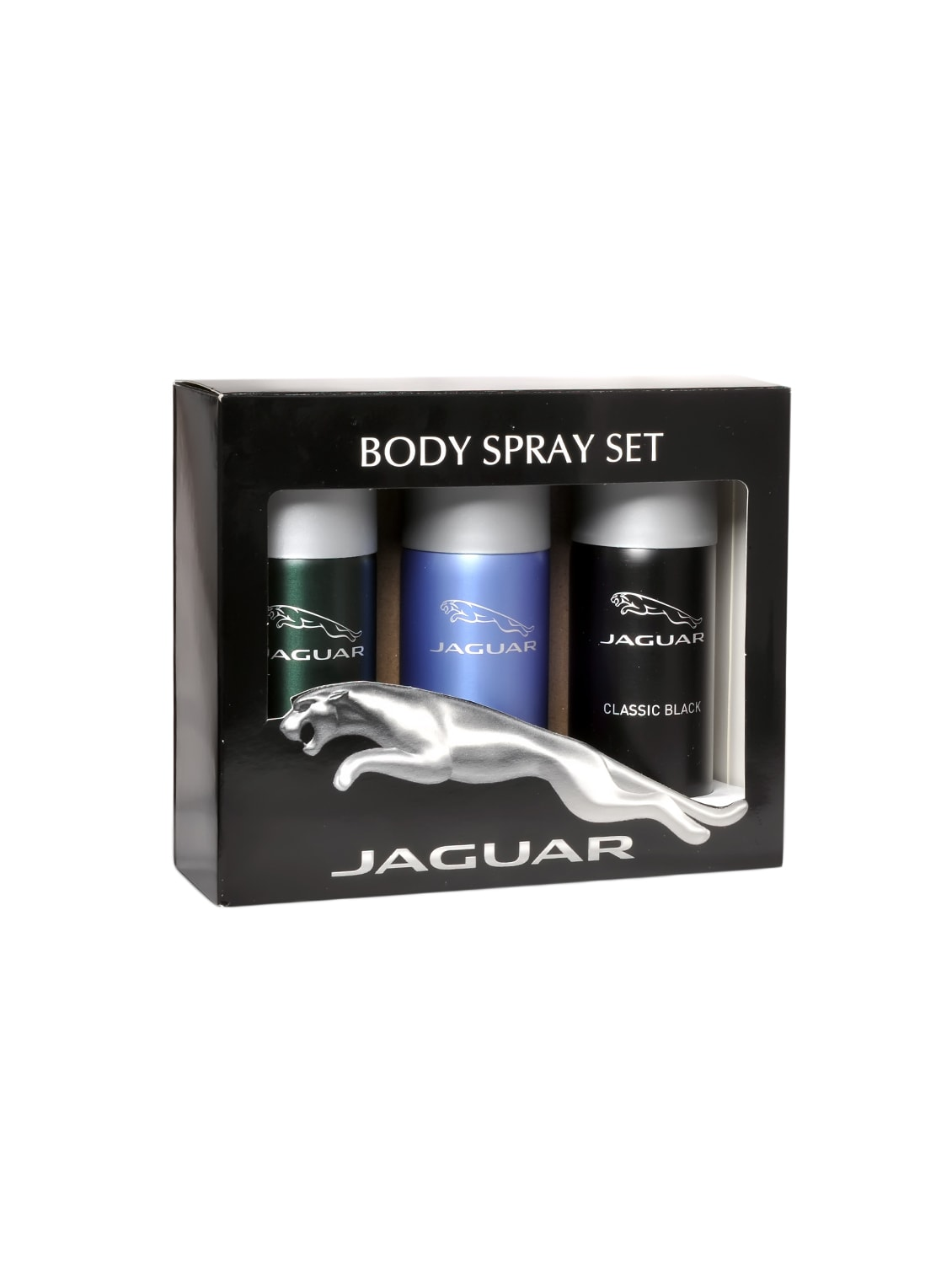 Buy Jaguar Pk Of 3 Classic Blackdeo150ml Classicdeo150ml For