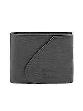 black leatherette wallet -  online shopping for Wallets