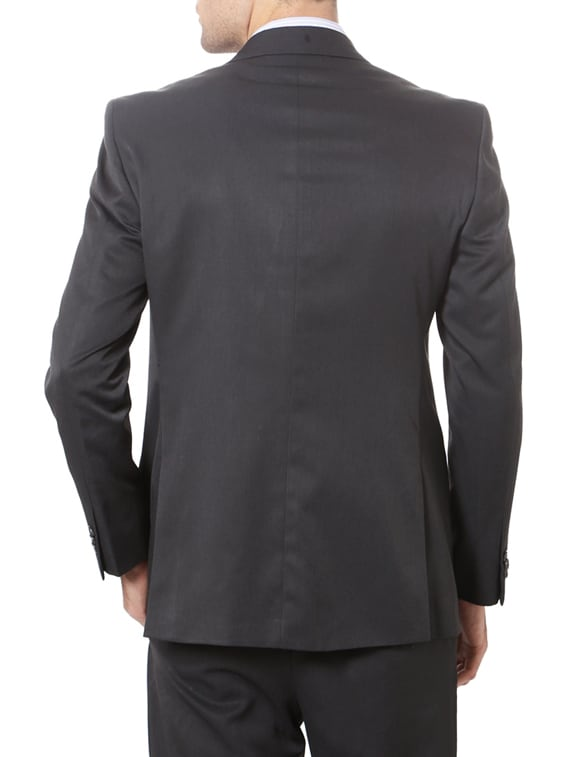 2416275daecf Buy Grey Polyester Formal Blazer by Peter England - Online shopping for  Formal Blazer in India