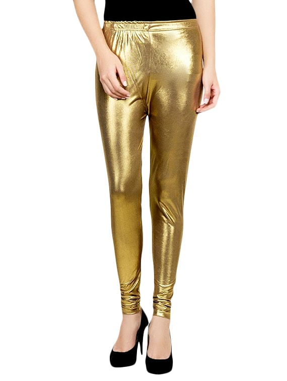 6e87441b63137 Buy Gold Viscose Leggings for Women from Fashion Monster for ₹350 at 65% off    2019 Limeroad.com