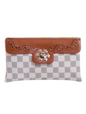 multi canvas regular clutch -  online shopping for clutches