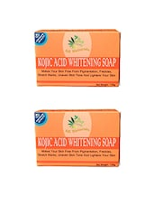 AE Naturals Premium Kojic Acid Soap For Skin Whitening 2X135g - By