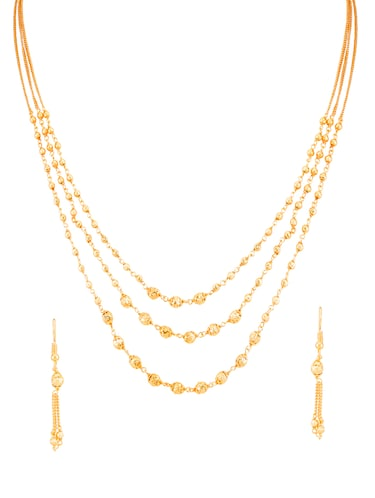 gold plated set - 14364346 - Standard Image - 1