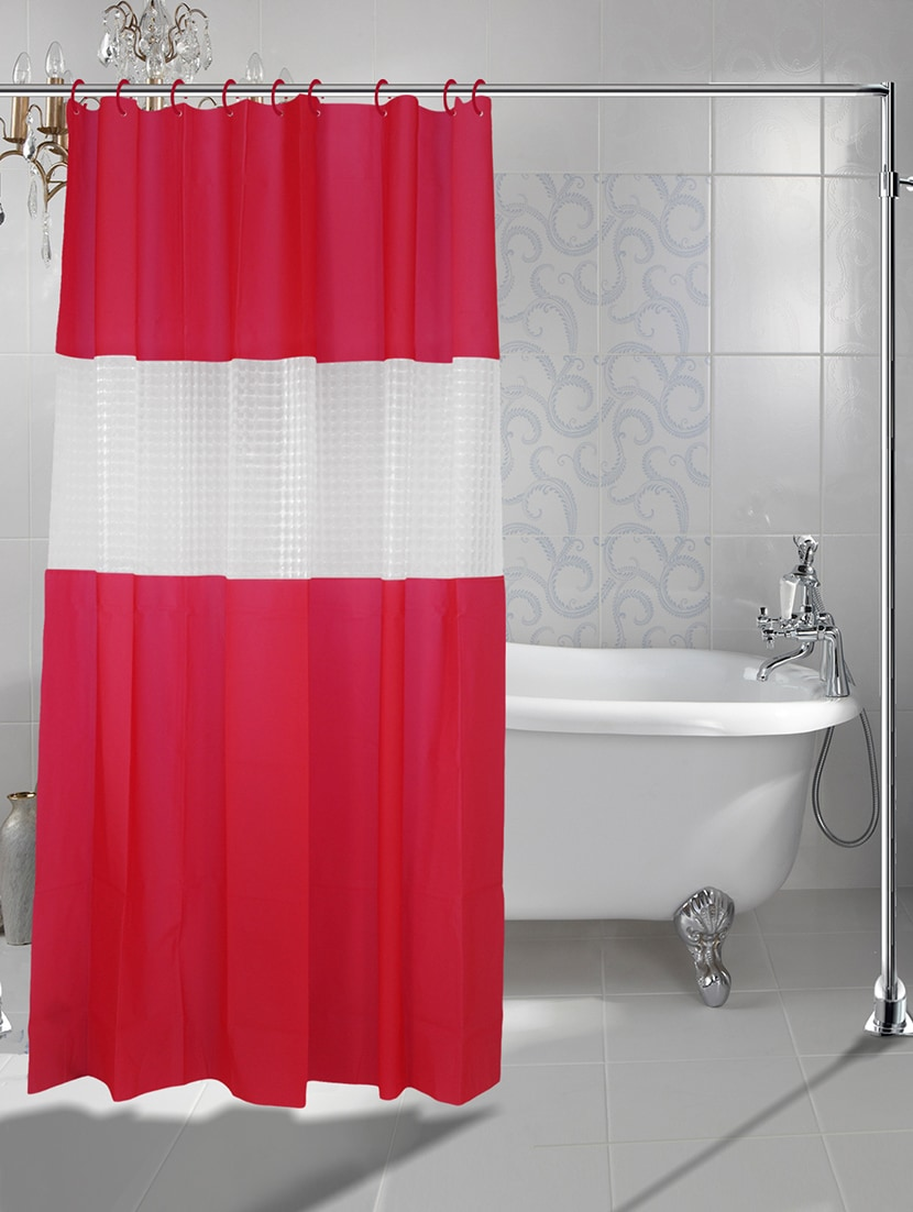 PVC Shower Curtains By StoryHome