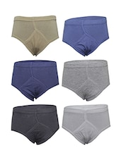 multi colored cotton briefs -  online shopping for briefs & boxers