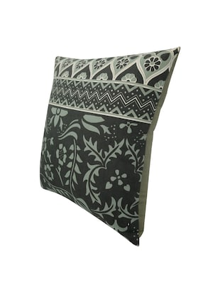 Cotton Single Rajasthani Traditional Cushion Cover By Rajrang - 14425293 - Standard Image - 4