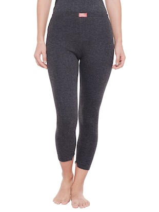 grey cotton bottoms thermals & inner wear -  online shopping for Thermals & Inner Wear