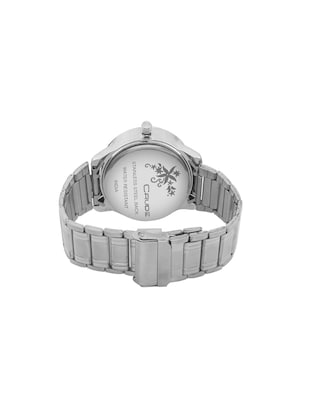 Crude Combo of 2 Stainless steel watch-rg744 for Couple - 14437216 - Standard Image - 4