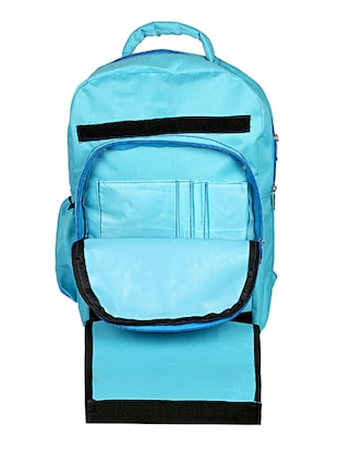 blue canvas bag - 14438291 - Standard Image - 4
