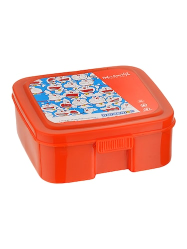 Doraemon Plastic Lunch Box - 14445469 - Standard Image - 1