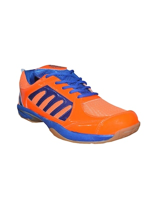 orange Leatherette sport shoe -  online shopping for Sport Shoes