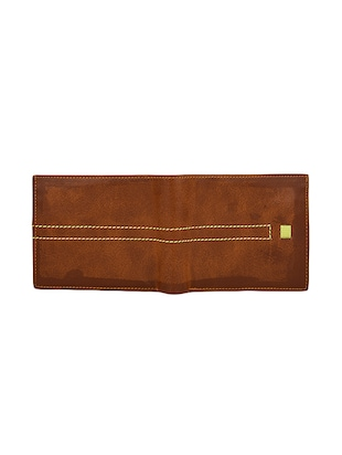 tan leather wallet - 14455461 - Standard Image - 4