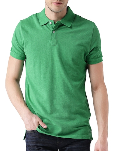 T Shirts For Men Upto 70 Off Buy Stylish Collar Army Polo T