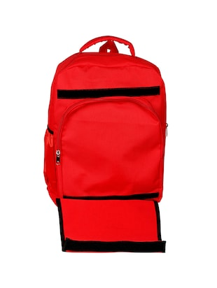 red canvas bag - 14479085 - Standard Image - 4