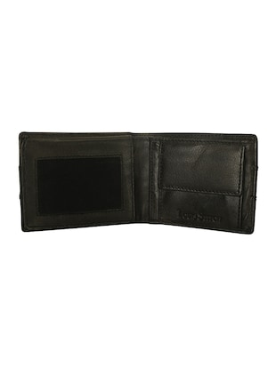 black leather wallet - 14479232 - Standard Image - 4