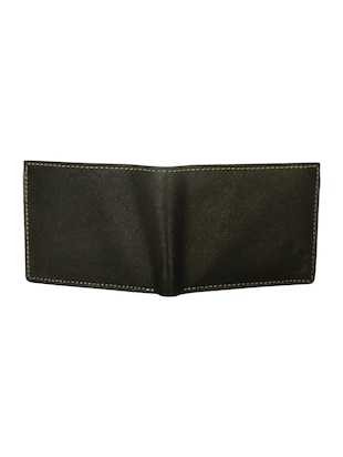black leather wallet - 14479249 - Standard Image - 4