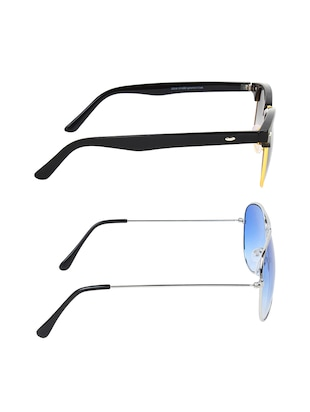 Abner Combo of two sunglasses - 14480626 - Standard Image - 4