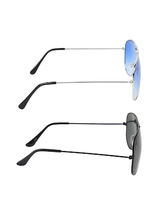 Abner Combo of two sunglasses - 14480632 - Standard Image - 4