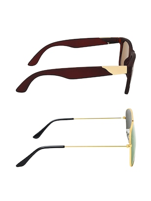 Abner Combo of two sunglasses - 14480653 - Standard Image - 4